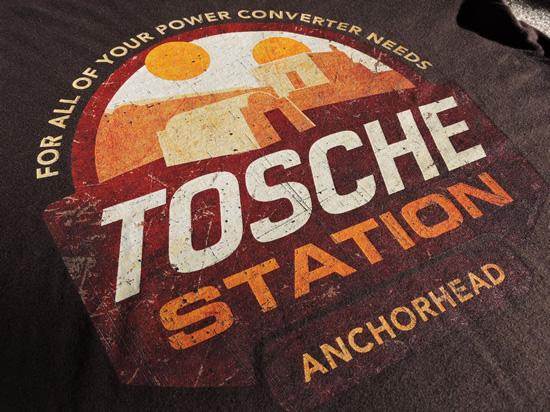 Station design artwork details