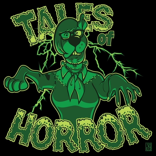 Tales Of Horror T-Shirt